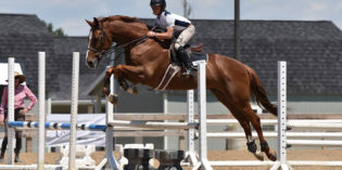 Wiseman transitions from show jumping to race riding  at Indiana Grand Racing & Casino