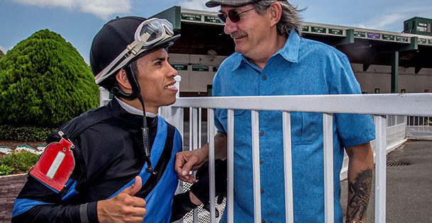 Gerardo Mora and Ronald Ardoin Make a Solid Team at Harrah's Louisiana Downs