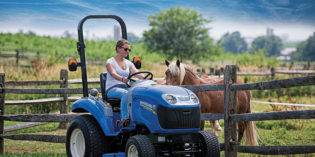 New Holland offers new commitment to equine industry with Equine Equipment alliance