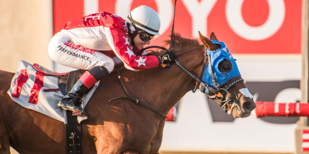 Texas Team Scores Special Win with Terra's Angel at Del Mar