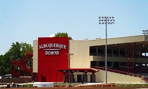 Albuquerque Downs Meet Opens with Renovated Grandstand, Night Racing
