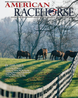 Newest Issue of American Racehorse Now Online