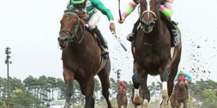 Amy's Challenge Wins Shakopee Juvenile as Canterbury Park Closes Another Successful Meet