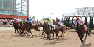 New Look for Arapahoe Park Stakes Schedule in 2017