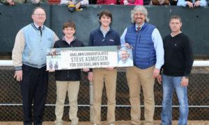 Milestone Win for Trainer Steve Asmussen at Oaklawn