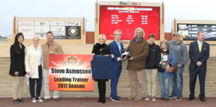 Asmussen, Vazquez and Caldwell Top Remington Standings Again