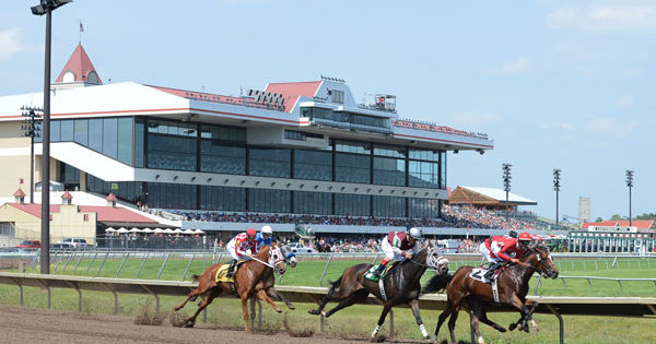 Canterbury Park's Horse Racing Season Begins May 5