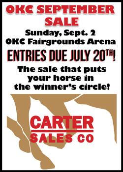 Carter Sales Co.