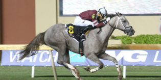 Iowa-bred Chanel's Legacy Wins Gaylord Memorial, Texas-breds Run Second and Third