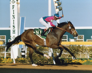Don McNeill bred and owned Clever Trevor, one of the best Oklahoma-breds of all time.