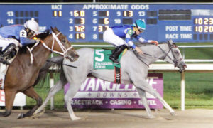 Texas-bred Country Candy Takes Evangeline Downs Princess Stakes