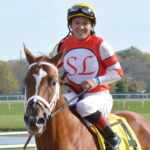 Indiana Grand's Fernando De La Cruz Prepares for Ride of a Lifetime at the Breeders' Cup