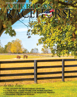Fall 2019 Issue of American Racehorse Now Online