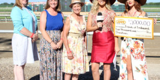Local and Regional Charities Win Big at Indiana Derby