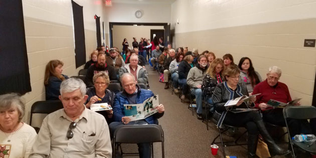 Indiana Breeders Pack Hospital to Learn About Foaling and Reproduction Emergencies
