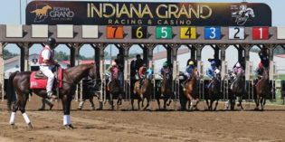 Indiana Grand Sets All-Time Record Handle for 2020 Racing Season