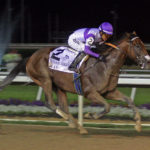 Irap Rolls to Big Victory in Grade 3, $500,000 Indiana Derby