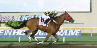 Ivan Fallunovalot Leads Charge of Five Texas- and Oklahoma-breds to Win Stakes on Oklahoma Derby Undercard