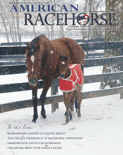 New Issue of American Racehorse Magazine Now Online