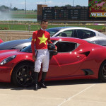 Ten countries represented in World Jockey Challenge at Indiana Grand