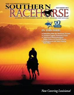 Southern Racehorse magazine