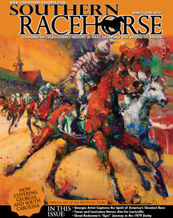 March/April issue of Southern Racehorse now online