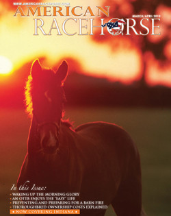 March-April Issue of American Racehorse Now Online
