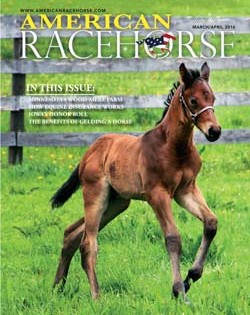 Newest Issue of American Racehorse Features Wood-Mere Farm, Iowa-breds, Insurance Tips