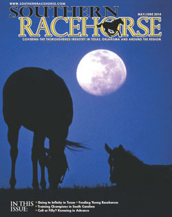 Latest Issue of Southern Racehorse Magazine Now Online