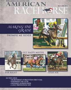 May/June Issue of American Racehorse Now Online