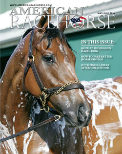 Newest Issue of American Racehorse Now Online with Features about Hazel Park, Equine Photography and More