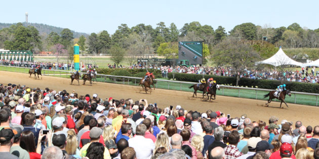 Stall Applications Now Available for 2018 Oaklawn Meet