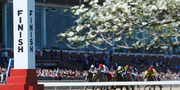 Oaklawn Increases Purses for Final Month of Meet