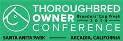 Registration for Sixth Thoroughbred Owner Conference Now Open
