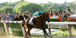 What is the Triple Crown of US Horse Racing?