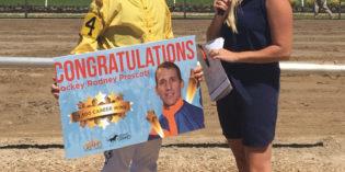 Rodney Prescott scores win 3,500 at Indiana Grand