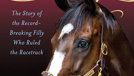 Rachel Alexandra Subject of New Book that Includes Her Texas Connections