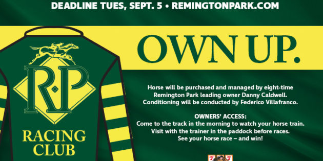 Remington Park Launches First Racing Club, Memberships Now Available