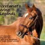 2019 Calendar Celebrates Secretariat's Last Living Sons and Daughters