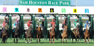 Sam Houston Race Park Announces Major Purse Increase