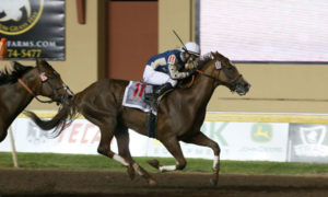 Smack Smack Seeks Repeat in Governor's Cup at Remington Park