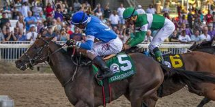 Texas Chrome Aiming for 2017 Debut in Oaklawn Handicap