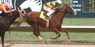 Texas Strikes Gold for Third Time in a Row as Thermistor Takes Arapahoe's Gold Rush Futurity