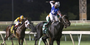 Untrapped Wins Oklahoma Derby, Gives Hall of Famer Steve Asmussen His First Win