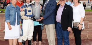 Trainer Don Von Hemel Closing in on First Millionaire Racehorse with Smack Smack