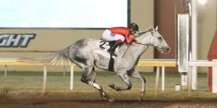 Welder Wins Fourth Consecutive Silver Goblin Stakes, Sets Remington Record for Most Stakes Wins