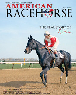 Newest Issue of American Racehorse Online with Features on Ruffian and Santa Fe Downs