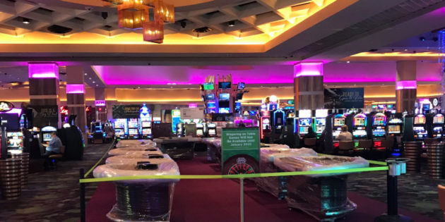 Table Games Set to Launch January 1 at Indiana Grand